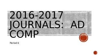 130 Creative Writing Journals