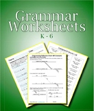 1300 Grammar Worksheets PDF Paperless or Printable Print A