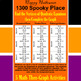 1300 Spooky Place - Finding Vertices - 4 Math-Then-Graph Activities