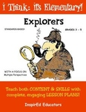 1302 Explorers - COMPLETE UNIT