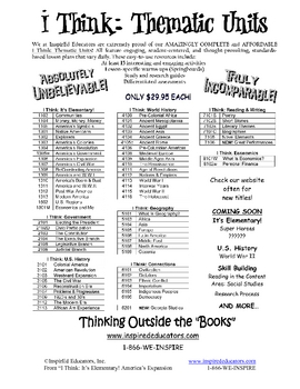 1306-15  Big Business During Westward Expansion (Elementary Lesson)