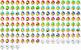 Christmas Emoji Faces Clip art - 132 Images