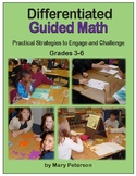 Differentiated Guided Math Grades 3-6