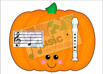 Pumpkin Recorder Fingering Review
