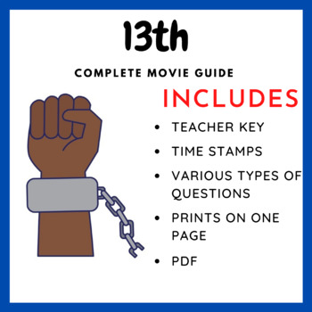 13th - Complete Movie Guide