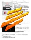 13th Movie Guide & Key