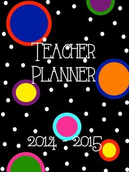 15-16 Teacher Planner