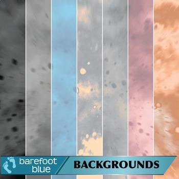 14 Bokeh Backgrounds/Digital Papers/Printables
