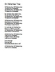 14 Christmas Song Lyrics -  Holiday Sing Along!