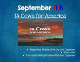 14 Cows for America activities