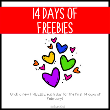 14 Days of Freebies