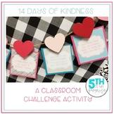 14 Days of Kindness Challenge #kindnessmatters