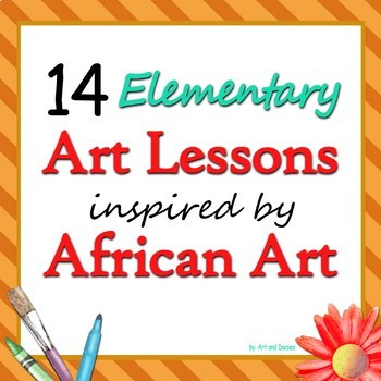 14 Elementary African Art Lessons