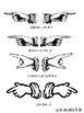 14 Finger Pointing Graphics
