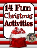 14 Fun Christmas Activities