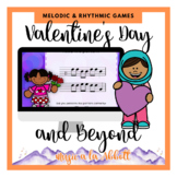 14 Games for the Music Room for Valentine's Day and Beyond {A Bundled Set}