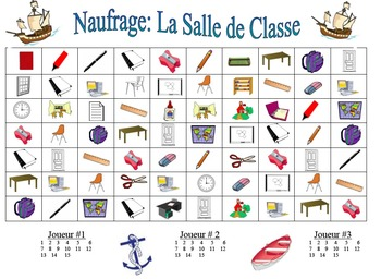 14 Interactive French Vocabulary Activities for Pairs or Small Groups
