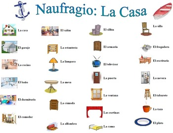 14 Interactive Spanish Vocabulary Activities for Pairs or Small Groups