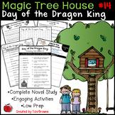 #14 Magic Tree House - Day of the Dragon King Novel Study