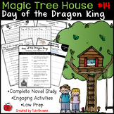 #14 Magic Tree House - Day of the Dragon King Novel Study