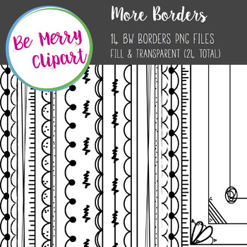 14 More Borders!