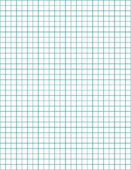 FREE 14 Rainbow Grid Graph Paper Set 1 Clipart