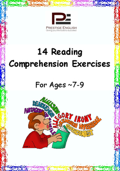 14 Reading Comprehension Exercises for Ages 7-9 (Grade 3)