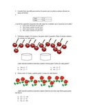 14 STAAR-formatted Spanish Math Word Problems Third Grade