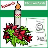 Spanish Christmas Cards, Mixed Theme, Las Tarjetas de Navidad