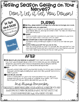 14 Strategies to Help Your Gifted Student Face Test Anxiety