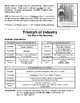 14 - Triumph of Industry - Scaffold/Guided Notes (Filled-In Only)