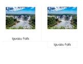 14 cm Montessori 3 Part Cards (Nomenclature Cards) - Famou