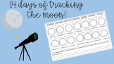 14 day moon tracking chart