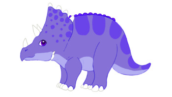 14 dinosaurs clipart