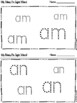 """140 """"Pokey Pin"""" SIGHT WORD pages - includes colors and numbers"""
