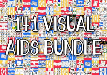 #dec2018slpmusthave 141 Visual Aids Boardmaker Visual Aids for Autism SPED