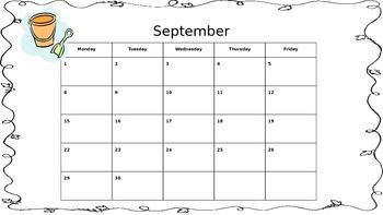 14/15 Calendar