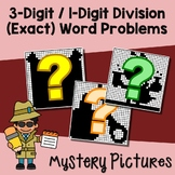 One Step Division Word Problems Without Remainders, Divide 3 By 1 Digit Numbers