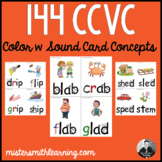 144 CCVC Color with Sound Card Concepts