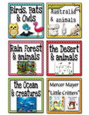 144 Class Library Book Box Labels