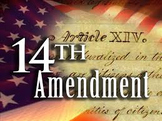 14th Amendment Voting Handout