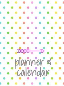 15-16 calendar