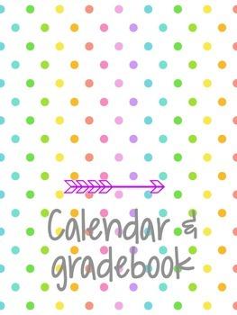 15-16 calendar & gradebook