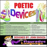 POETIC DEVICES IN POETRY HANDOUTS