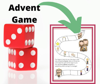 3rd Grade Advent and Jesse Tree Christmas Activities