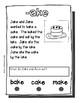 15 (CVCe) Phonics Reading Passages (Long Vowels)