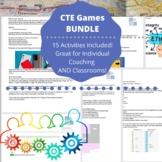 15 Career AND Business GAMES | BUNDLE | Leadership | Coaching & Class Activities
