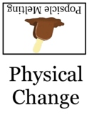15 Chemical and Physical Changes Flashcards