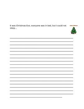 15 Christmas Story Starters