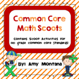 15 Common Core Math Scoot Activities for 3rd Grade!